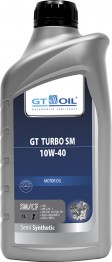 GT Turbo SM SAE 10W-40